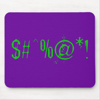 $#^%@*! MOUSE PAD