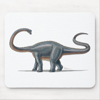 Mouse Pad Apatosaurus Dinosaur
