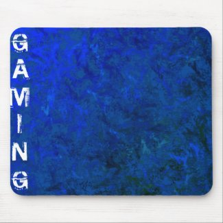 Mouse Pad Blue Marble