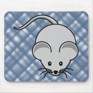 Mouse... pad. (blue) mouse pad