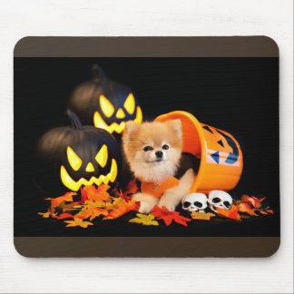 Mouse Pad - Boo-ella Pomeranian