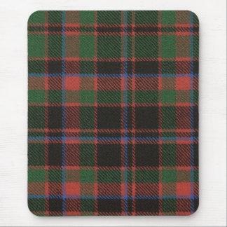 Mouse Pad Buchan Clan Ancient Tartan Print