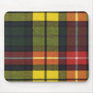 Mouse Pad Buchanan Modern Tartan Print