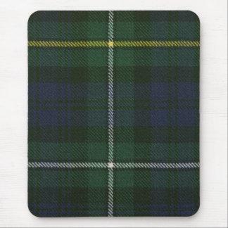Mouse Pad Campbell of Argyll Modern Tartan Print