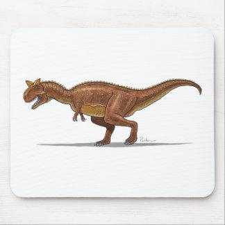 Mouse Pad Carnotraurus Dinosaur