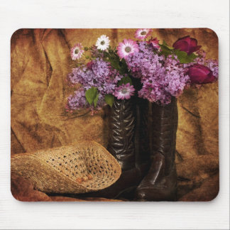 Mouse Pad - Country Western Style