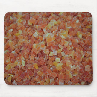 Mouse Pad  -  Crystalized Fruit