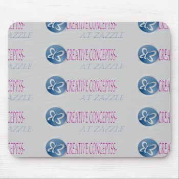 Mouse Pad Custom Logo Promo Items by CREATIVEforBUSINESS at Zazzle