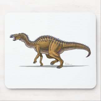Mouse Pad Edmontosaurus Dinosaur