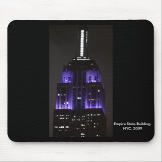 Mouse Pad Empire State Building.