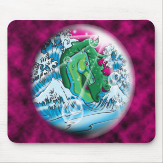 mouse pad/ fantasy mouse pad