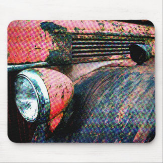 mouse pad Fire truck
