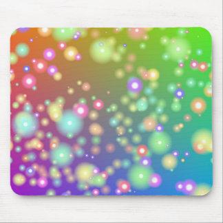 Mouse Pad - Fireflies & Fairy Lights