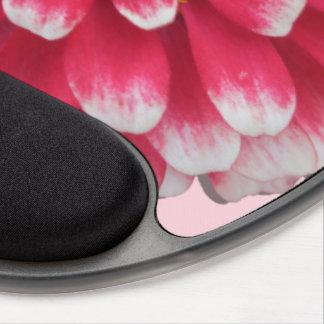 Mouse Pad - Gel - BiColor Zinnia Gel Mouse Pad