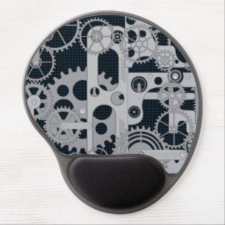 Mouse pad gel mouse pad