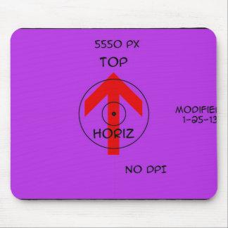 Mouse Pad HORIZ temp