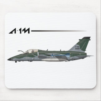 Mouse pad Hunting A-1M AMX - Brazilian Air Force