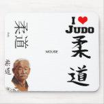Mouse Pad I love Judo! fara semnatura JCB