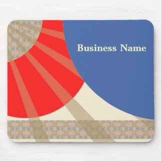 Mouse Pad in Abstract Design