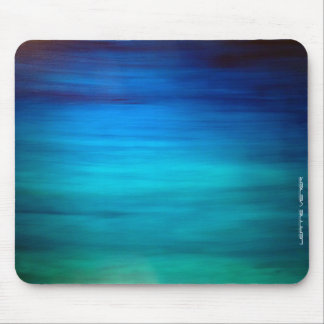 MOUSE PAD in HEALING TEAL for CALM & CLARITY