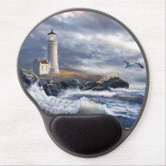 Mouse Pad Lighthouse Cape Lookout Washington Gel Mousepads