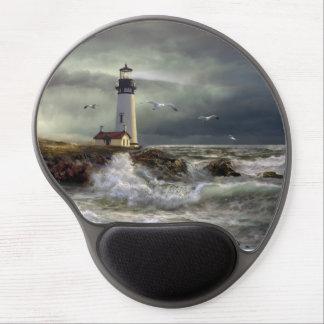 Mouse Pad Lighthouse Yaquina Head Oregon