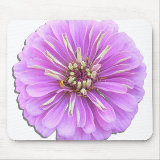 Mouse Pad - Lilac Zinnia