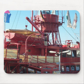 Mouse PAD, Mousepad, maritime, port, ship