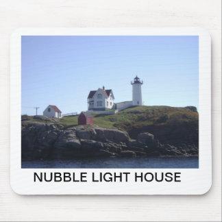 MOUSE PAD - NUBBLE LIGHT HOUSE