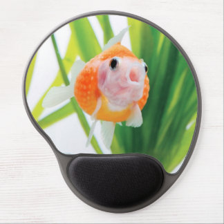 Mouse pad of ping pong pearl gel mouse pad