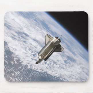 Mouse pad of space shuttle, No.01