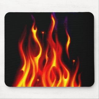 Mouse Pad - ON FIRE!