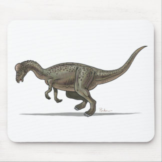 Mouse Pad Pachycephalosaurus Dinosaur