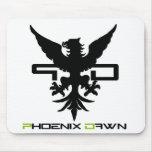 Mouse Pad Phoenix Dawn