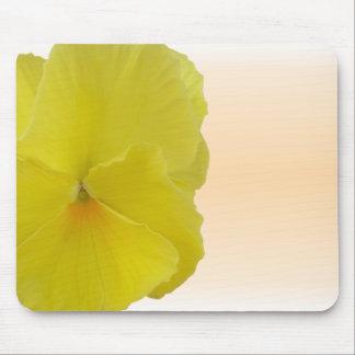 Mouse Pad - Pure Lemon Pansy