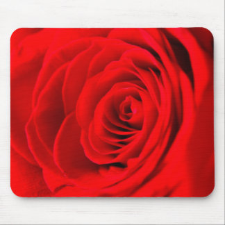 Mouse Pad  -  Red Red Rose