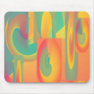 Mouse Pad Retro Collection