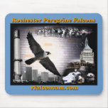 Mouse Pad Rochester Peregrine Falcons