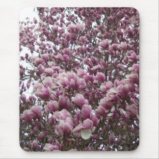 Mouse Pad - Saucer Magnolia II