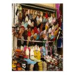 Mouse Pad - Shoe Seller Tangier Kasbah Postcards