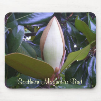 Mouse Pad - Southern Magnolia Bud