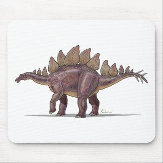 Mouse Pad Stegosaurus Dinosaur