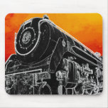 MOUSE PAD - Sunset Train