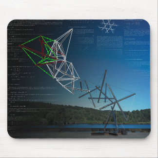 Mouse Pad - Tensegrity Analysis Dragoon