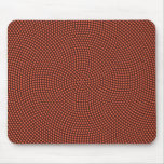 Mouse Pad with circle pattern