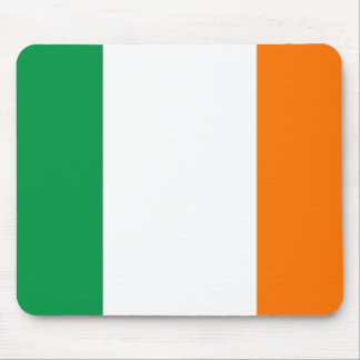 Mouse pad with Flag of Ireland