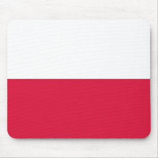 Mouse pad with Flag of Poland