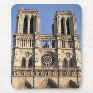 Mouse pad with Notre Dame de Paris