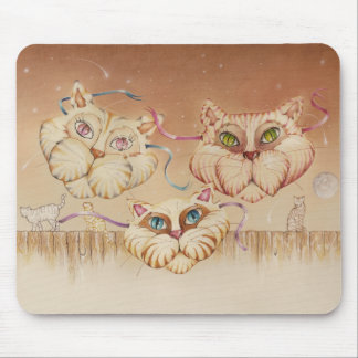 Mouse Pads - Tabby Road