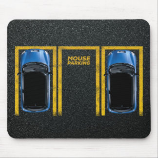Mouse Parking Mini Reboot Mouse Pad